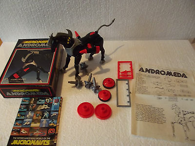 Vintage Micronauts Andromeda Action Figure Complete in Box Mego 1977
