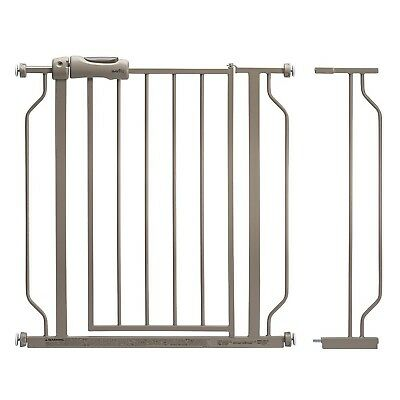 Evenflo Easy Baby WALK THRU GATE, Metal Children Safe DOORWAY Free Shipping NEW