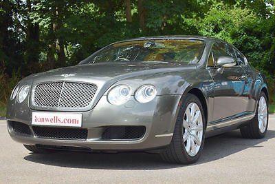 2004/04 Bentley Continental GT in Cypress Green