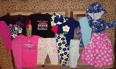 Baby Girls 3 month  Clothes  Lot ~ EUC~GENTLY USED