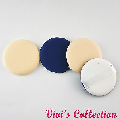 Powder Puff Cosmetic Makeup Face Sponge Beauty Foundation Compact Blender