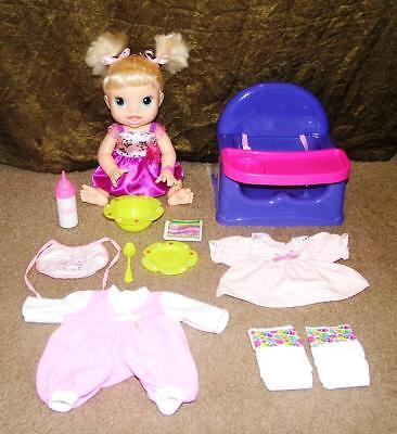 2013 Hasbro Baby Alive My Baby All Gone Doll