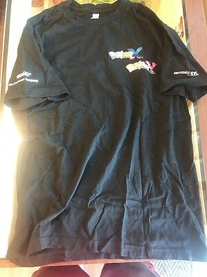 Nintendo Employee Pokemon X Y Shirt Not Sold To Public Very Rare Promo Display!