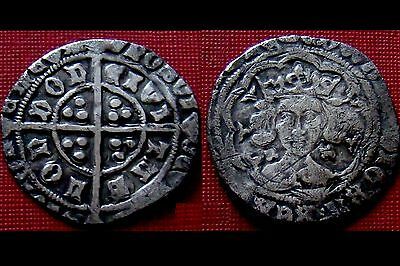 King Edward Iv Great Britain Silver Groat Coin