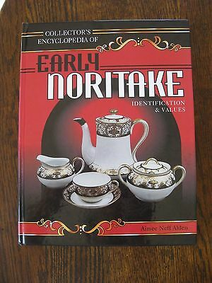 Reference Book - EARLY NORITAKE, Aiden, Illustrated   (7623)