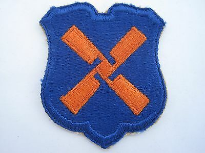 Us Army Wwii 12Th  Corps 100% Original & Authentic Great Looking Real Deal Patch