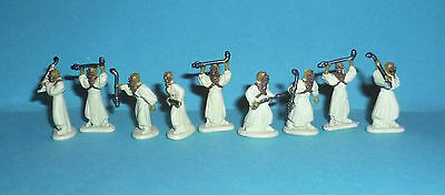 STAR WARS Micro Machines - TUSKEN RAIDERS lot - 9 figures complete set - Galoob