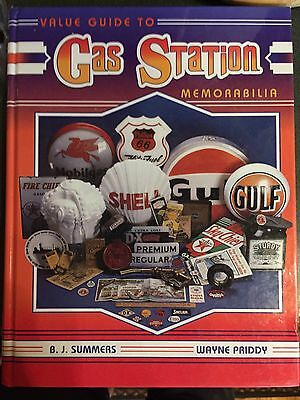 Gas Station Memorabilia Price Guide Collector Book Hardback 332 Pages