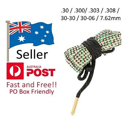 Bore Snake All-in-One Rifle Cleaner for .308, 30-06, 30-30 .300 .303, 7.62mm