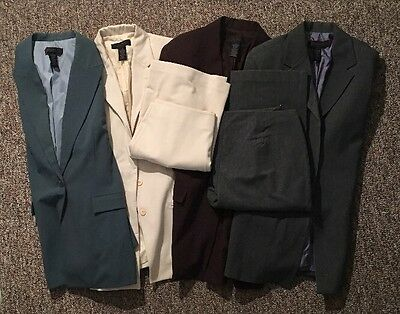 The Limited Brand Lot Of Suits, Jacket Blazers -GENTLY USED - SHIPPING OPTIONS