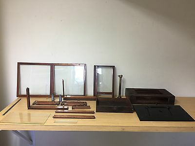 Christian Becker Inc. Scale Parts