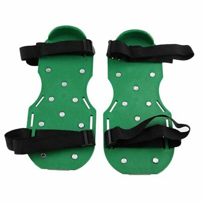 One Pair Garden Lawn Shoe Aerator / Spiked Sandals / Easy To Use / Lawn Care UK