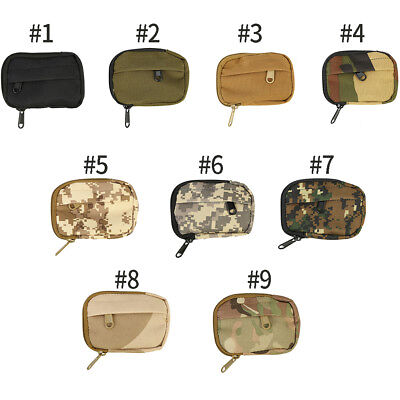 Utility Tactical Waist Pack Pouch Military Camping Hiking Outdoor Belt Bags SR