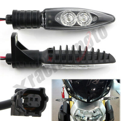 2016 BMW S1000RR 2010-2017 OEM Replacement LED Front Turn Signal Light Clear