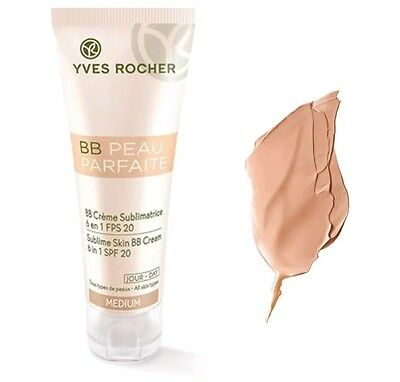 BB Crema Sublimatrice 6 in 1 YVES ROCHER MEDIUM - Usata 1 volta