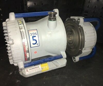 Edwards XDS-5C Dry Scroll Pump Parts Or Repair