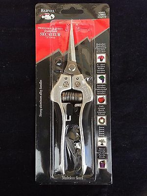 Barnel Floral Secaters Pruners Best Quality Suitable for fruit trees & plants