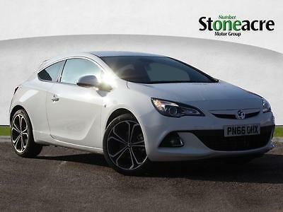 2017 vauxhall astra gtc 1 4 i 16v turbo limited edition coupe 3dr petrol 15 picclick uk. Black Bedroom Furniture Sets. Home Design Ideas