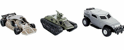 Fast & Furious 3 Pack 1:55 Diecast Cars from Mattel FCG06