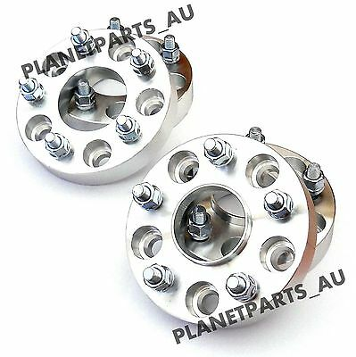 Holden HQ HJ HX HZ WB to VE Commodore 30mm Wheel Adaptor Spacer Set Front & Rear