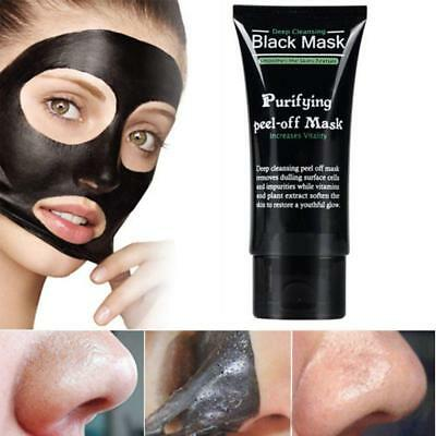 Blackhead Remover Nose Face Mask Strip Black Head Pore Acne Cleansing Mud HOT G2