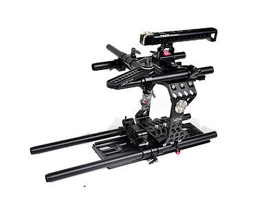 TILTA ES-T03 RED EPIC/SCARLET RIG Cage with Top handle 19mm Baseplate For Arri