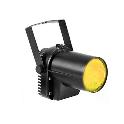 New 30W Beam LED Stage Light Pin Spot Yellow Light DJ Party Effect Lighting US