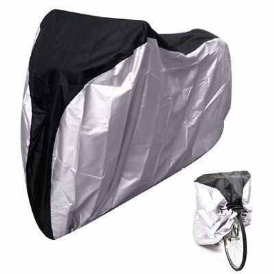 Bike Bicycle Cycling Rain Cover Waterproof Dust Garage Outdoor Scooter Protector