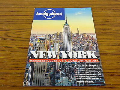 Lonely Planet Traveller Magazine: March: New York, Portugal, Danube
