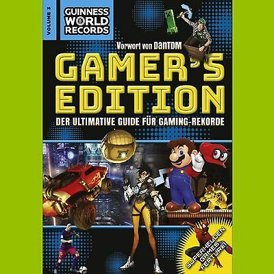 Guinnes Buch der Rekorde-Guinness World Records Gamer's Edition