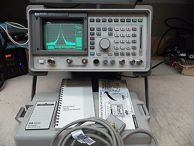 Agilent HP 8920A /8921A  Spectrum Analyzer Communications Service Monitor TESTED