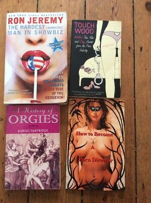 Four Book Bundle - Adult Entertainment Non Fiction