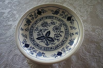 Biltons, England Blue and White Plate
