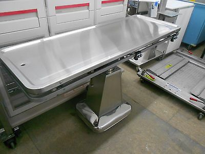 "Shor-Line 25000115 Heated Veterinary Hydraulic Surgery/operating Table 22"" X 60"""
