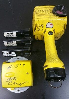Scott Eagle X Thermal Camera, Charger And Batteries
