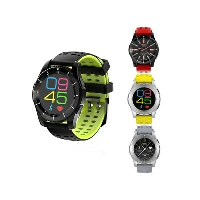 NO.1 GS8 MT2502 Blood Pressure Heart Rate Monitor Call SIM Card Smartwatch for A