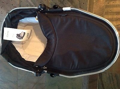 iCandy Peach 3 Blossom Carrycot - Jet