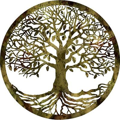DXF CNC dxf for Plasma Router Clip Art Vector Tree of Life 1 Man Cave