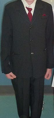 Boy's suit - suitable for young teenager