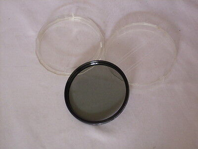67Mm Nd 2X Asanuma Glass Filter Made In Japan With Case