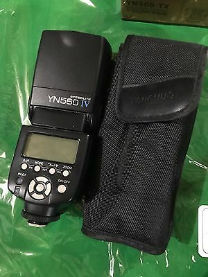 Yongnuo YN-560 IV Flash Speedlight For Canon Nikon Pentax Olympus/560III