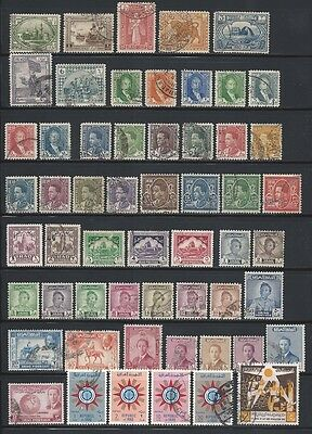 Lot of Assorted Stamps - IRAQ ................(2 pages)