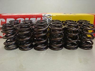 Crow Cams # 5833-12 - Heavy Duty Double Springs Rb30 6 Cyl / Commodore Vl R31