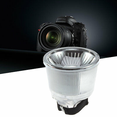 Best soft image Clear Universal Lambency Flash Diffuser with Dome Cover Set SU