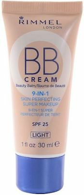 BB Cream 9-in-1 Super Perfecteur de teint Light SPF 25 RIMMEL London NEUF
