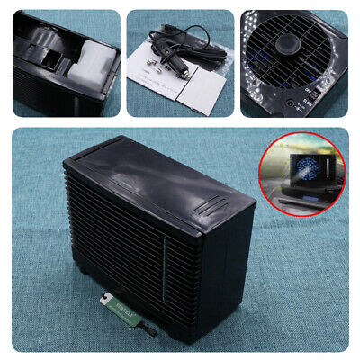 Air Conditioner 12V Portable Home&Car Cooler Cooling Fan Water Ice Air Condition