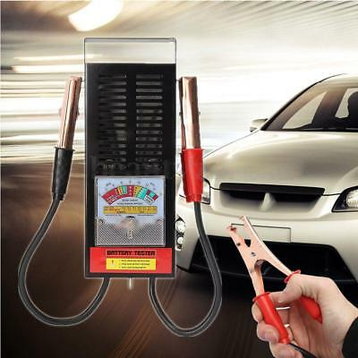 Safe And Fast Car Battery Load Tester Analyzer Digital Diagnostic Pointer 6-12V