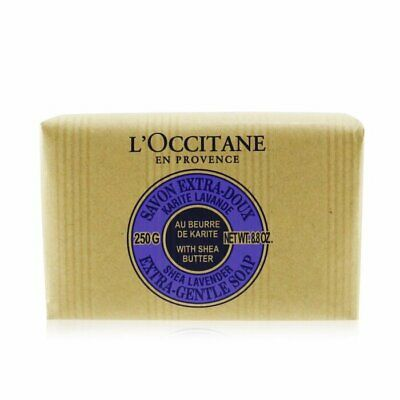 L'Occitane Shea Butter Extra Gentle Soap - Lavender 250g Bath & Shower