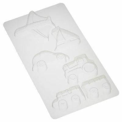 Sweetly Does It Transport and Sport Themed Chocolate / Sugar Craft Moulds