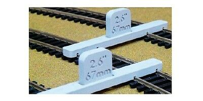 Pack 4x HO/Maßstab OO Parallel Track-Tool 67mm - Proses PT-HO-02 - F1